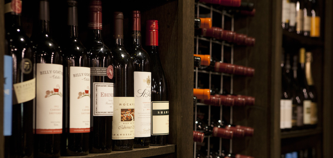 Enjoy our extensive wine list